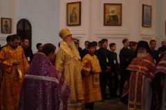 литургия верхотурье